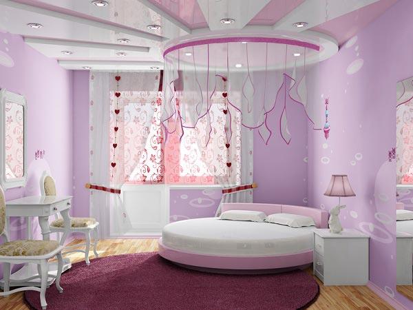 Дизайн спальни 22 кв.м
