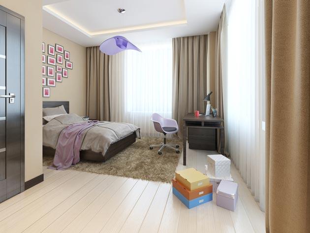 Идеи для комнаты для подростка