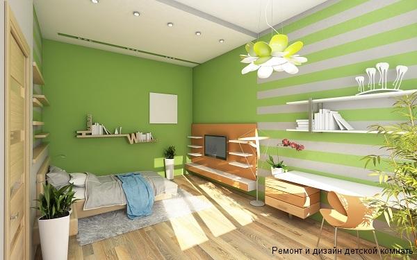 С комнатными растениями