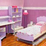 Интерьер для маленькой девочки 5-7 лет