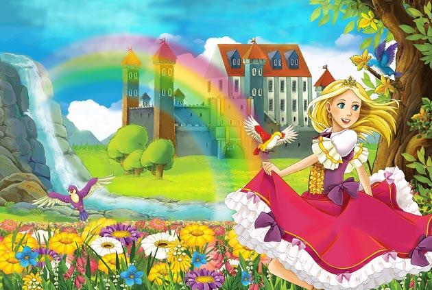 Изображения с принцессами