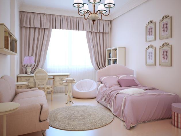 Французский шарм в текстиле и мебели