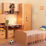 Мебель для маленькой детской в хрущевке