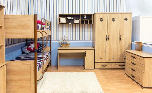 Сочетание обоев для детской комнаты для девочки