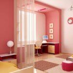 Красивая детская комната для девочки
