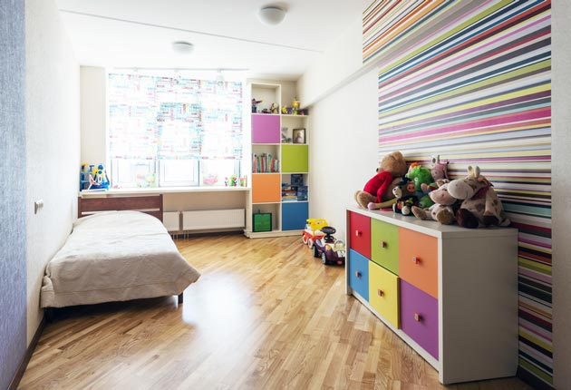 Универсальный дизайн детской для девочек и мальчиков