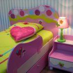 мебель в детской для девочки