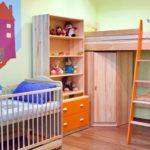 Интерьер детской для детей разного возраста