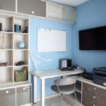 Грамотная организация рабочего пространства в комнате для подростка