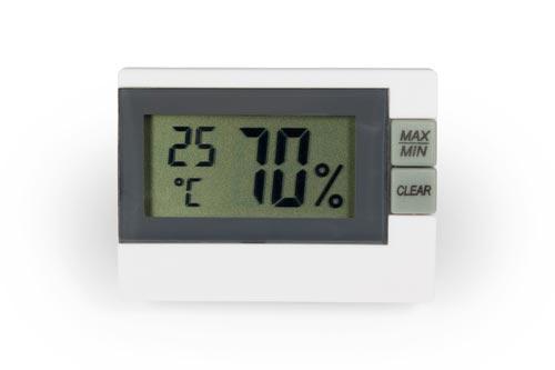 Прибор термометр с гигрометром