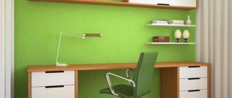 Письменный стол для современного подростка