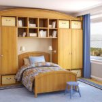 Спальный гарнитур для мальчика подростка