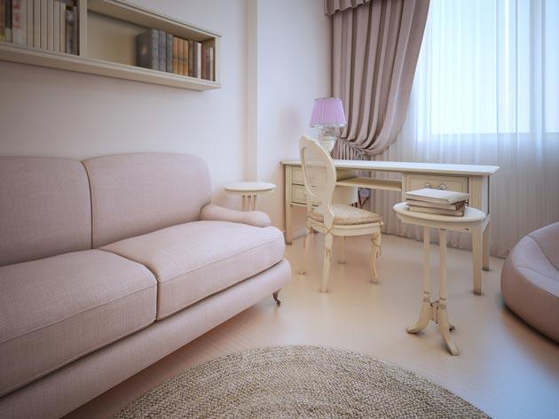 Письменный стол и стул под классицизм