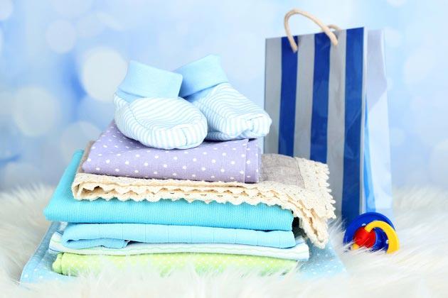 Одежда для новорожденного в подарок