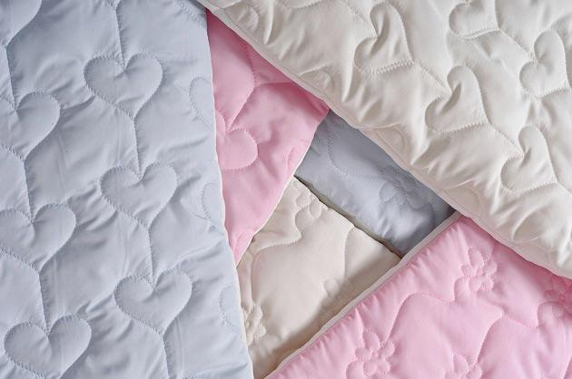 Детские одеяла из хлопка
