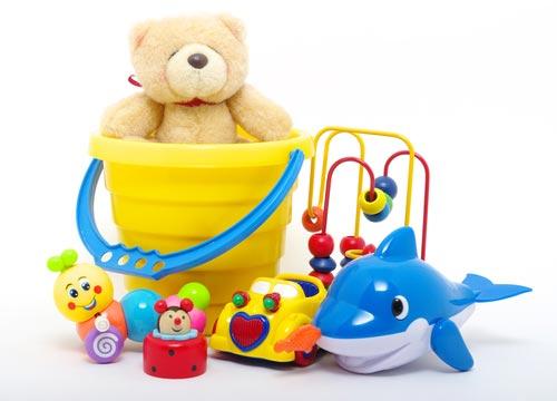Детские развивающие игрушки в ассортименте