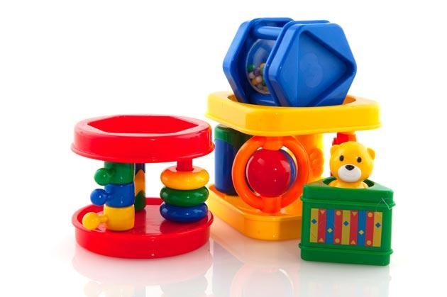 Логические кубы для ребенка в 1 год