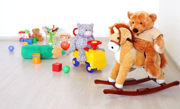 Игрушки для двухлетнего малыша