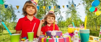 Яркий торт на день рождения мальчика 5 лет
