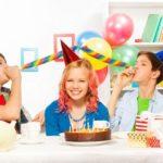 День рождения девочки 12 лет