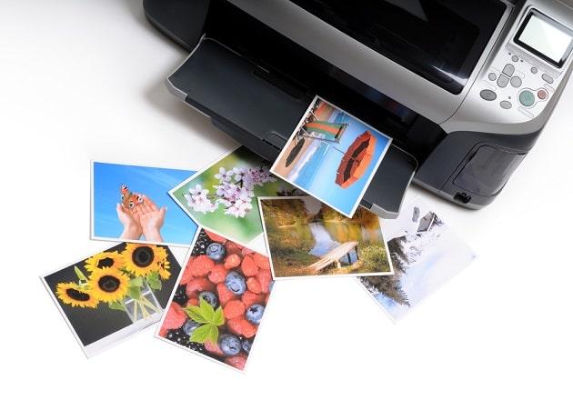 Принтер с фотопечатью для домашнего пользования