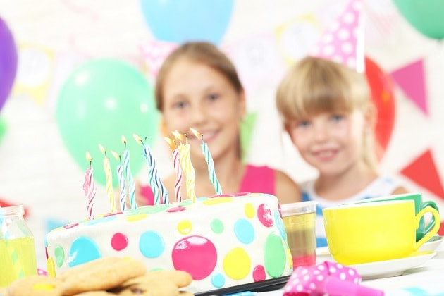 Торт на день рождения девочки 10 лет