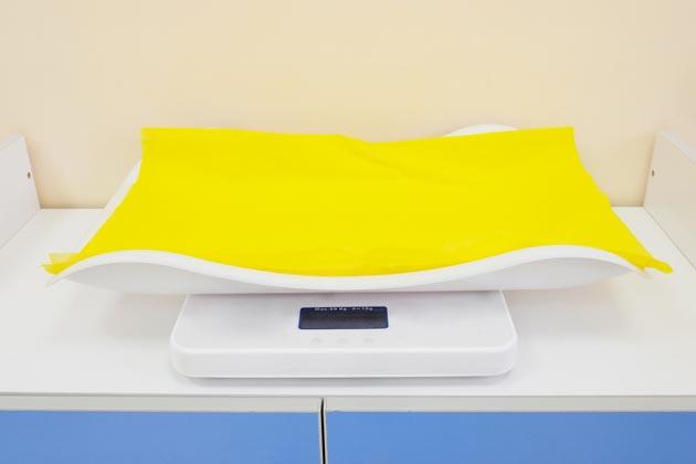 Электронные весы для новорожденного
